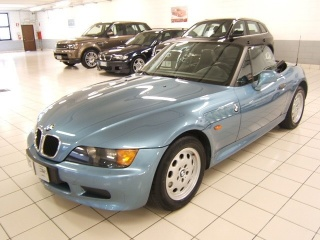 BMW Z3 1.9 16V cat Roadster GARANZIA TOTALE 12 MESI