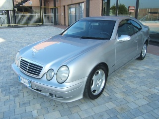 MERCEDES-BENZ CLK 200 Kompressor cat Elegance Evo 1 PROPRIETARIO