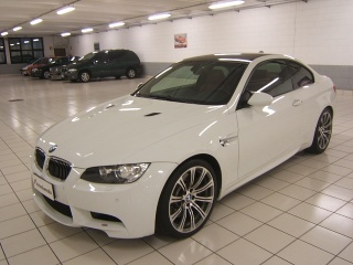BMW M3 cat Coupé GARANZIA TOTALE 12 MESI