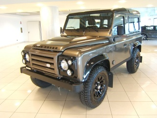 LAND ROVER Defender 90 2.2 TD4 Station LIMITED EDITION N1