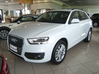 AUDI Q3 2.0 TDI 177 CV quattro S tronic Advanced Plus