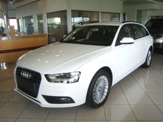 AUDI A4 Avant 2.0 TDI 120CV F.AP. Advanced