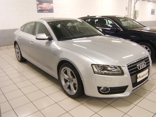 AUDI A5 SPB 2.0 TDI 143 CV multitronic Advanced GARANZIA T
