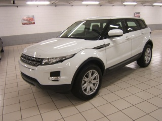 LAND ROVER Range Rover Evoque 2.2 SD4 5p. Pure Tech Pack