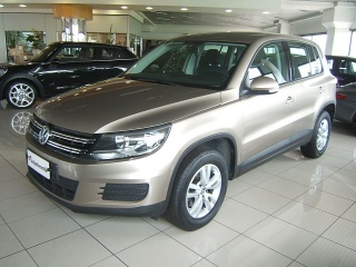 VOLKSWAGEN Tiguan 2.0 TDI 140 CV Trend & Fun BlueMotion Technology