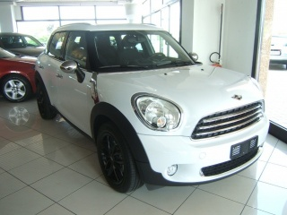 MINI Countryman One D Countryman RESTYLING