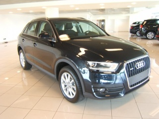 AUDI Q3 2.0 TDI 177 CV Advanced Plus S Tronic
