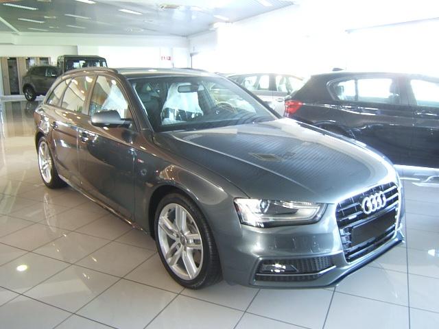 Audi a4 avant s line 2014 prezzo 8