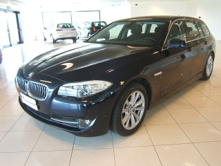 BMW 520 d Touring NAVIGATORE, Bluetooth