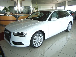 AUDI A4 Avant 2.0 TDI 150 CV multitronic Advanced