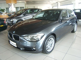 BMW 118 d 5p. Unique