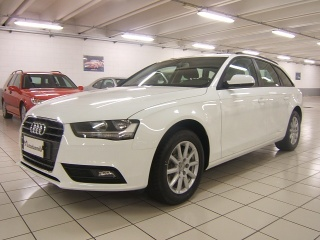 AUDI A4 Avant 2.0 TDI 120 CV Business