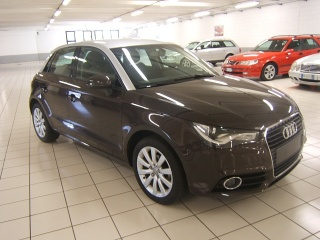 AUDI A1 SPB 1.6 TDI Ambition NAVI,BIXENO FULL OPTIONALS