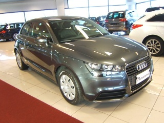 AUDI A1 1.6 TDI Attraction OK NEOPATENTATI