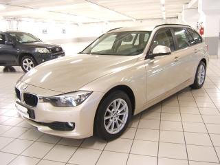 BMW 318 d Touring aut. PELLE,NAVIG, GARANZIA TOTALE 12 MES