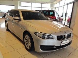 BMW 518 d Touring Business aut. GARANZIA TOTALE 12 MESI