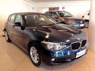 BMW 116 d 5p. NAVIG, PELLE, CAMBIO AUT, GARANZIA TOTALE 12